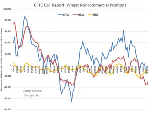 CoT Wheat: Still Short