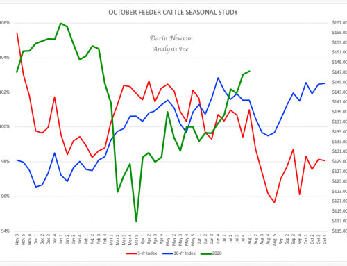 October Feeder Cattle: Mixed Signals