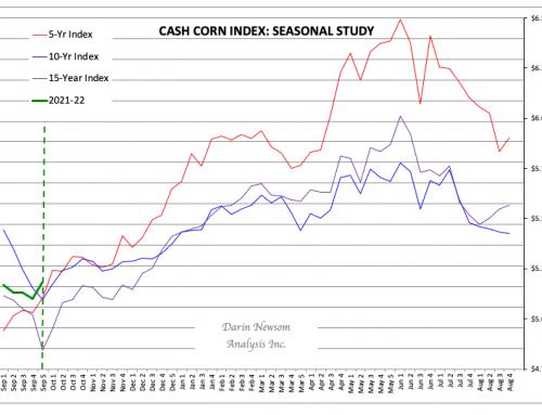 Cash Corn: The Sound You Hear